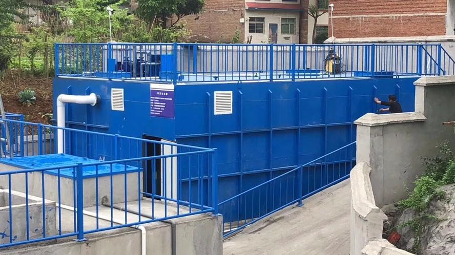 黄石市地埋式一体化农村污水处理设备价格趋势