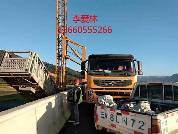 云南省曲靖市沾益县大跨度桥检车出租升降平台出租