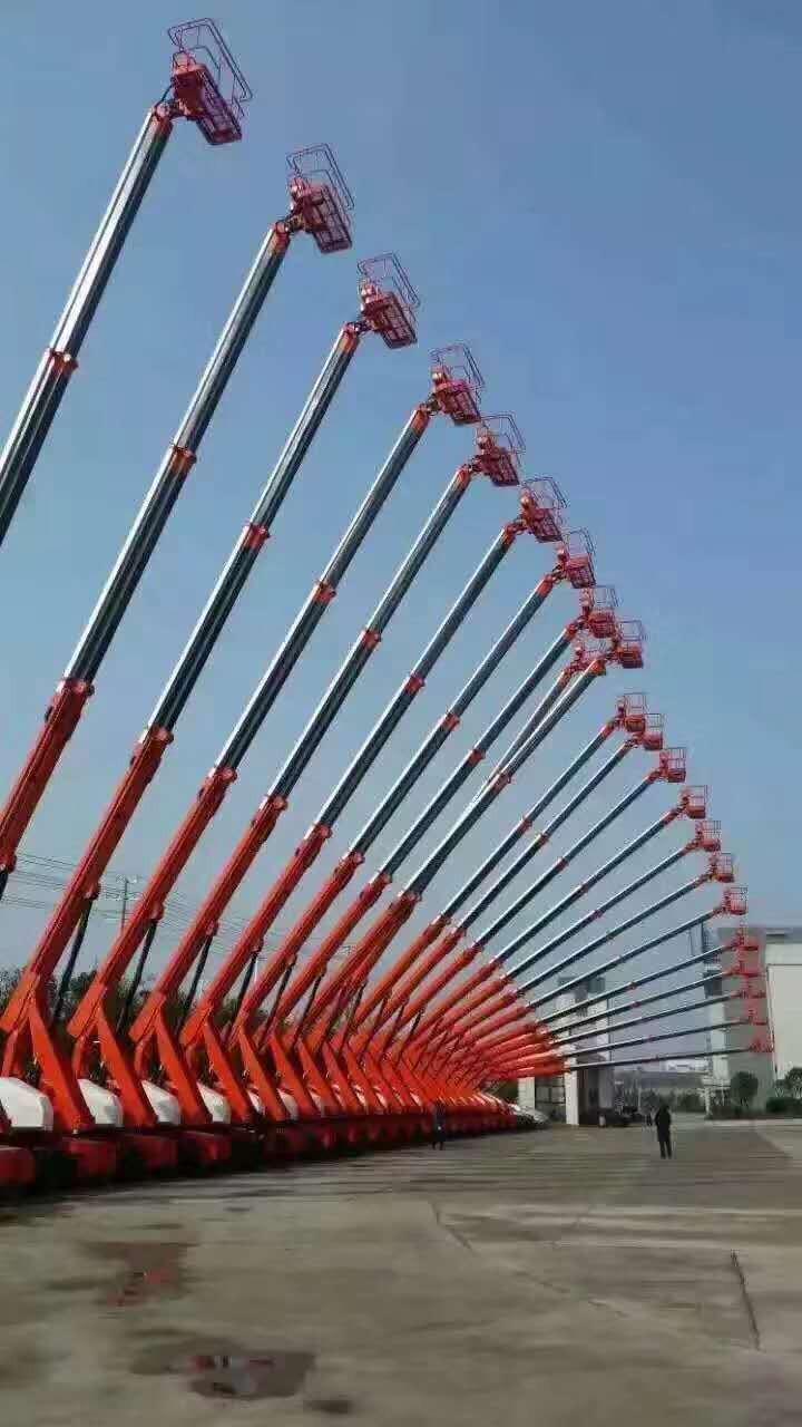 云南省大理州弥渡县高空作业车出租这些车辆的体积比较大
