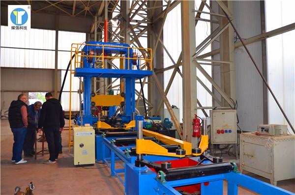 湖南衡阳衡阳无锡钢结构生产线台风灾害的情况下