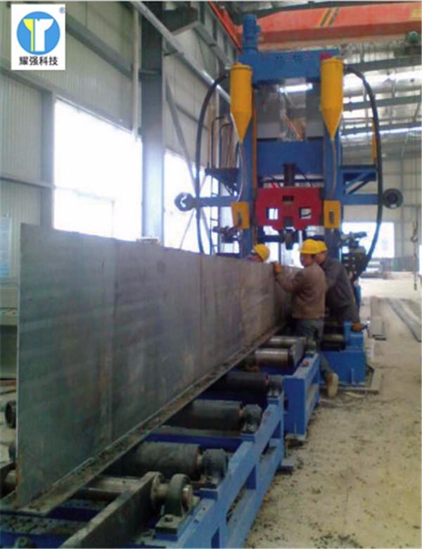 怀安县钢结构智能焊接生产线厂家服务为先