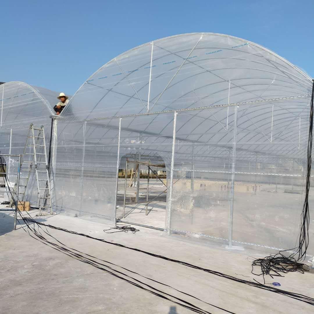 吉安市大棚镀锌管-还能够在冬季保温节能*