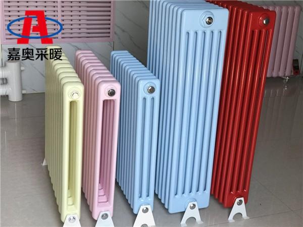 肥乡GZ3-1300钢三柱散热器焊接图