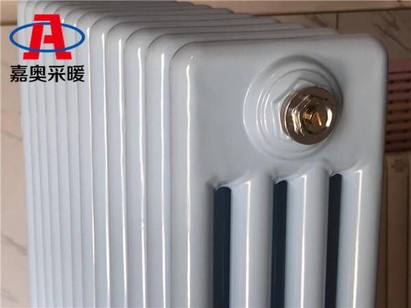 凤城钢制防腐圆四柱散热器尺寸详