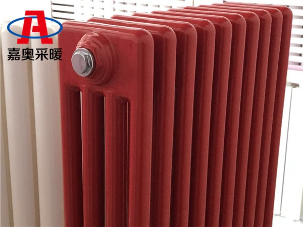 垦利钢制柱型四柱散热器批发