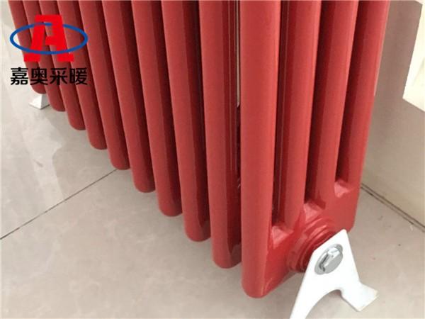 会昌钢管四柱式散热器用途
