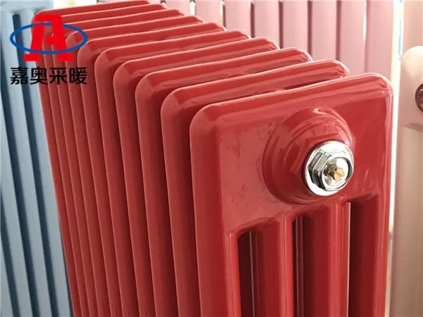 长寿钢制柱型四柱散热器制作过程