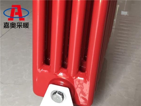 大连钢制四柱型散热器制作过程