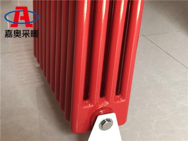 安丘钢管柱型四柱散热器承诺可信