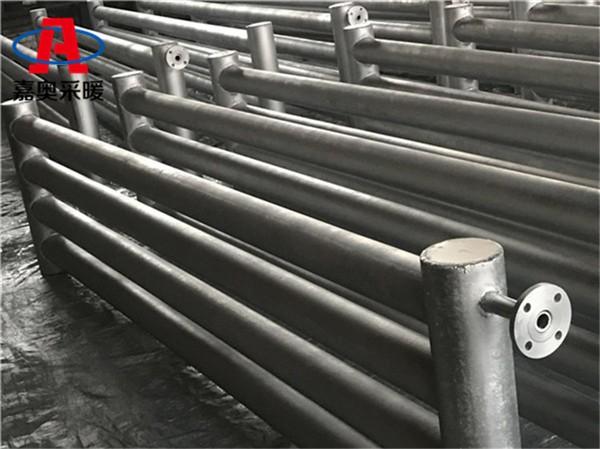 兰溪工业蒸汽用光排管散热器作用