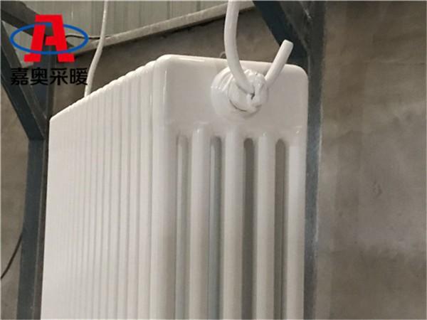 南阳钢制圆管五柱散热器特点