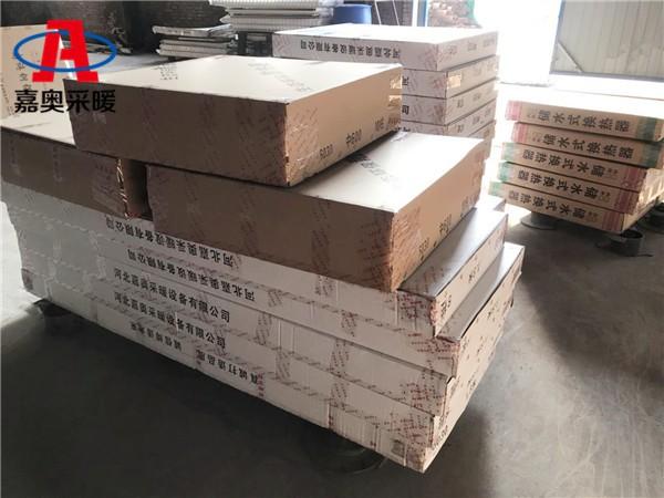 榆树GZ506散热器工程改造