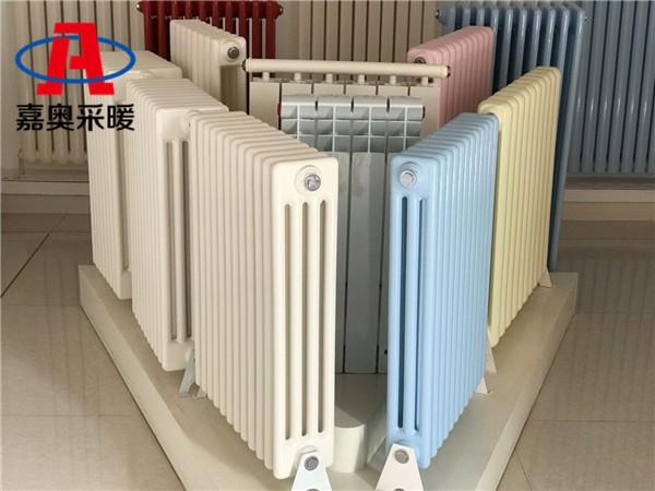 丽江406钢制四柱式散热器
