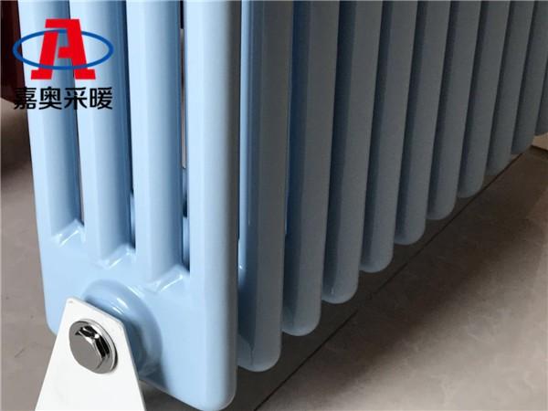 SQGZ418钢四柱暖气片散热面积理县