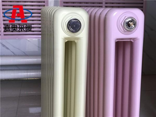 gz209方头钢二柱散热器阿勒泰