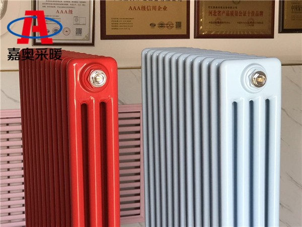 安庆SQGZ308钢三柱暖气片承压能力