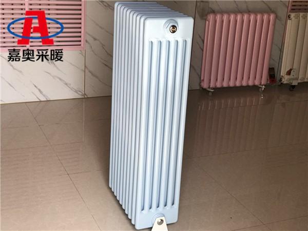 gz609钢管六柱散热器康县