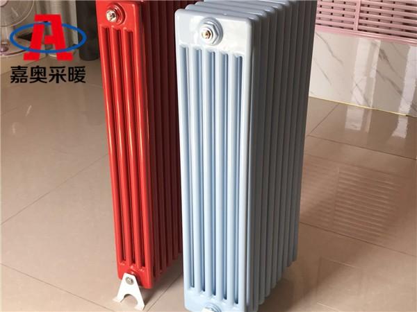 gz609钢制六柱暖气片三台