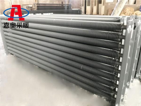 食品用工业铝翅片管天长化工业用翅片管换热器
