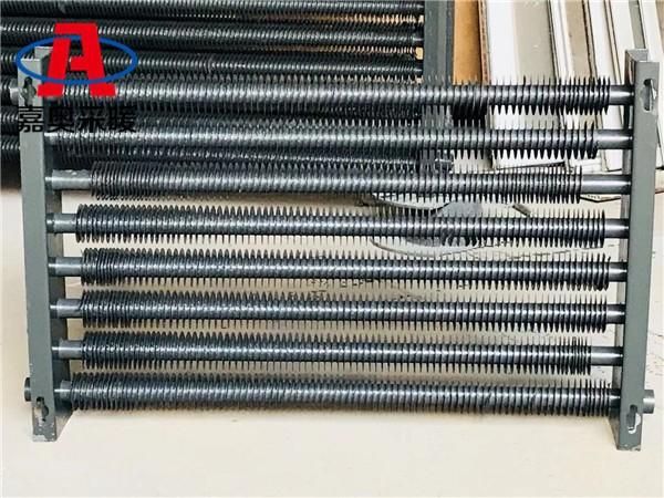 DN100-108mm非标高频焊翅片管散热器规格安阳