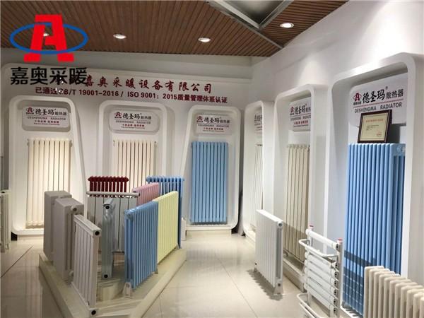 钢制柱型散热器厂家gz411超大散热量红塔