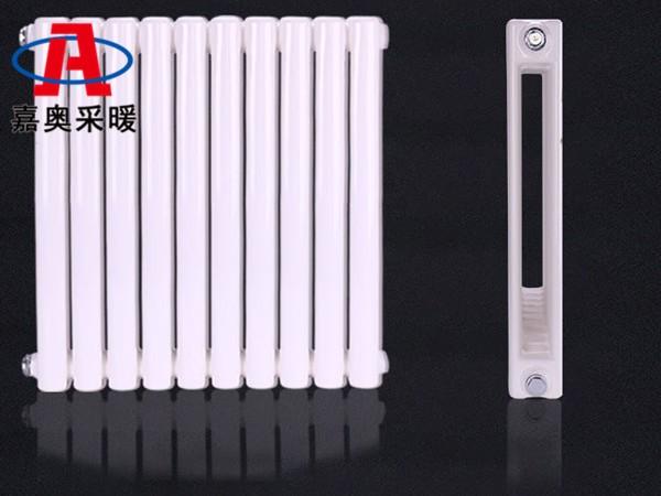 煤改气钢二柱散热器GZ2-900宁乡