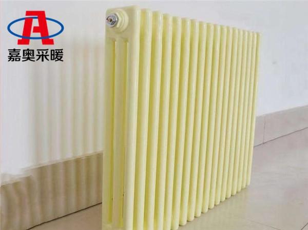 三台钢管柱型散热器gz309工