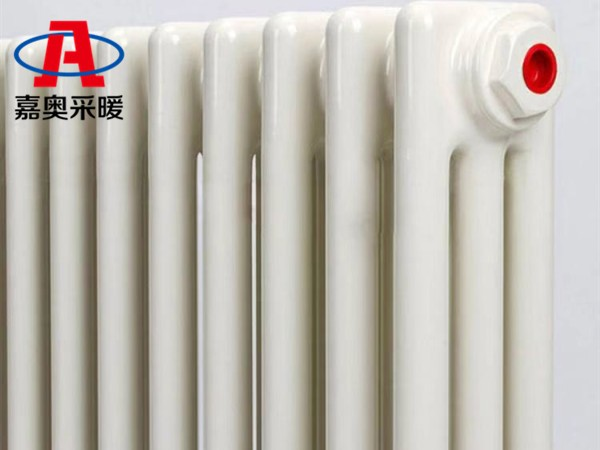 荣县qf9c06型钢管柱型散热器电厂用钢三柱散热器