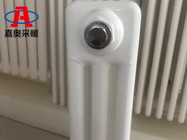 渝北区钢制三柱600型散热器圆三柱暖气片