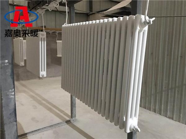 布拖GZ3067型3柱钢制暖气