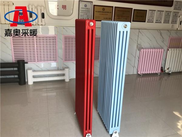 黎平钢三柱暖气片1800高钢制三柱式散热器