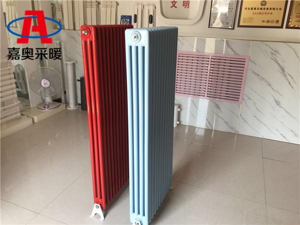 荆州钢管柱型散热器厂家钢制三柱暖气片厂家