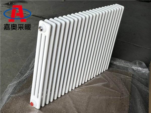 镇巴钢管柱型散热器gz306钢