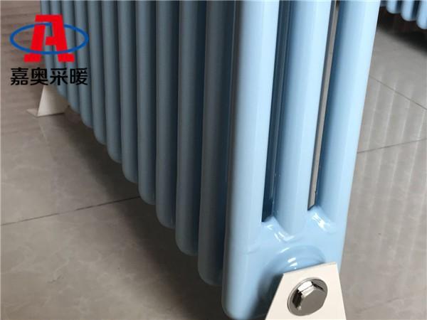 铁力gg3067型3柱钢制暖气片钢制柱式散热器规格