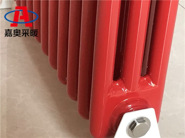 榆林三柱型钢制散热器钢制柱式散热器生产厂家