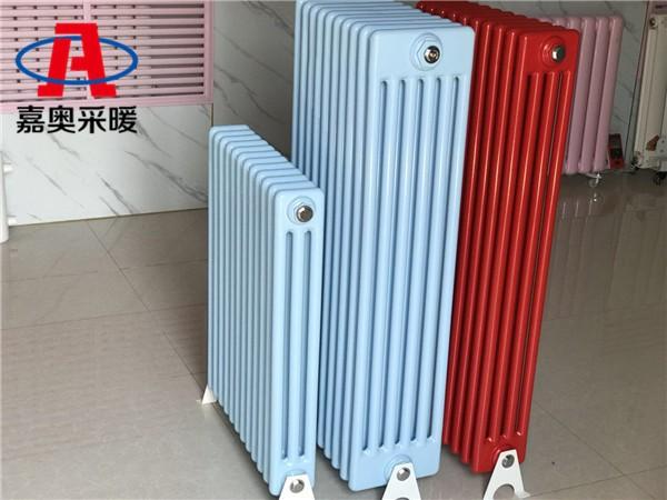 潞西市钢制柱形散热器316钢制三柱式散热器