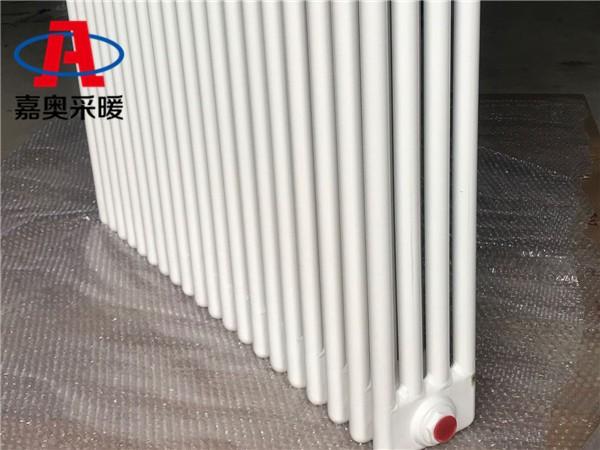 开远市钢管四柱型暖气片多柱钢管柱散热器样本