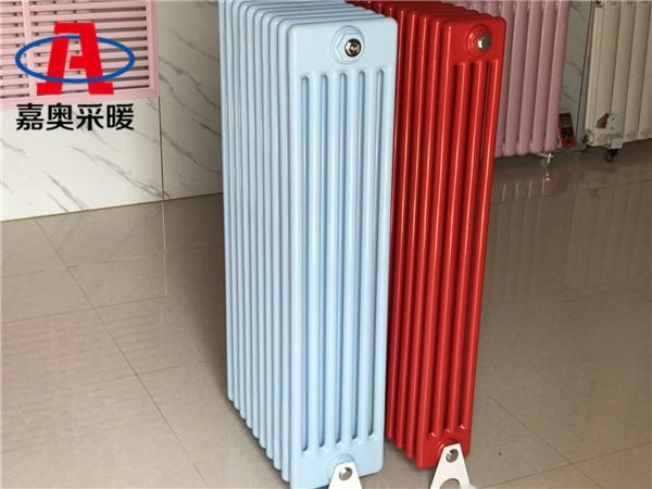 隨州gz409鋼制四柱散熱器鋼四柱暖氣片