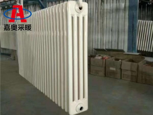 大理市qfgz406散热器钢制柱式散热器立式