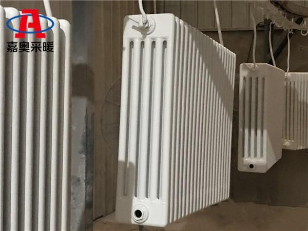 依兰钢五柱暖气片506钢管柱型散热器(五柱)
