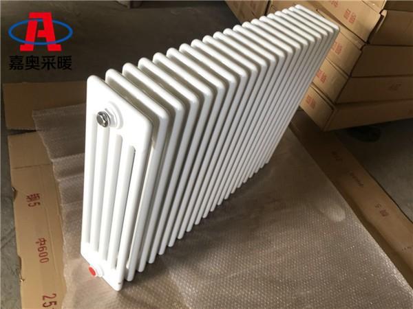 北碚区钢管柱形散热器QFGZ506钢制散热器散热面积
