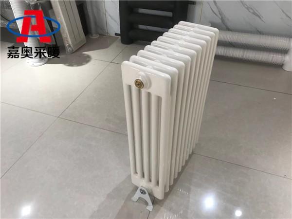 西平钢制五柱暖气片钢制防腐型圆五柱暖气片
