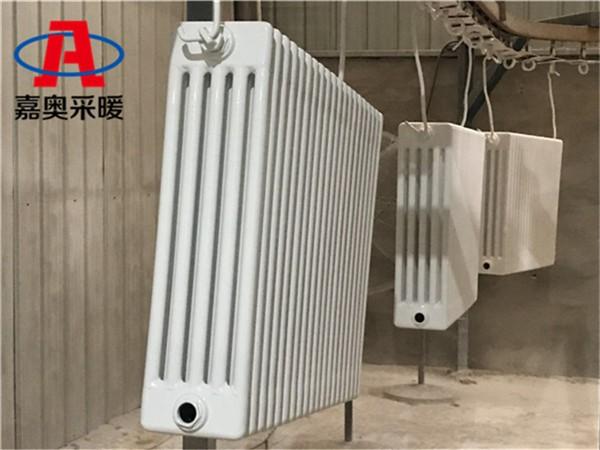 虎林GZ5-600钢制柱型散热器25片