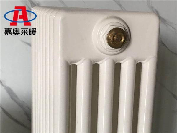 名山钢管五柱型散热器钢管柱型散热器厂家