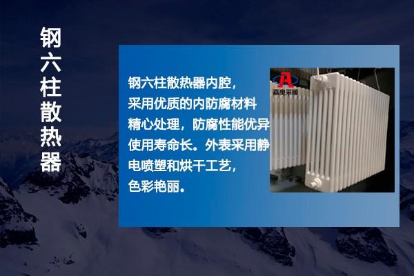 廉江gz6-1.2/900钢制柱型散热器