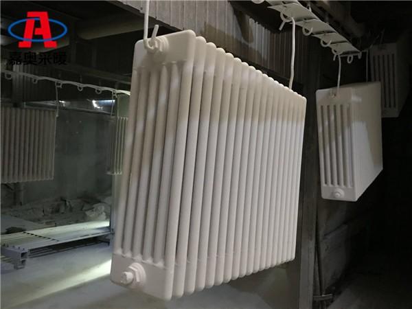 封丘GZ609钢制柱形散热器