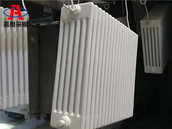 荆州GZ6-600煤改气钢六柱散热器