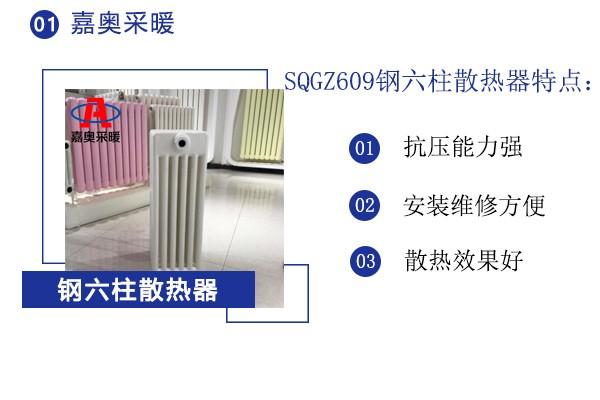 武夷山GZ609钢制散热器厂家
