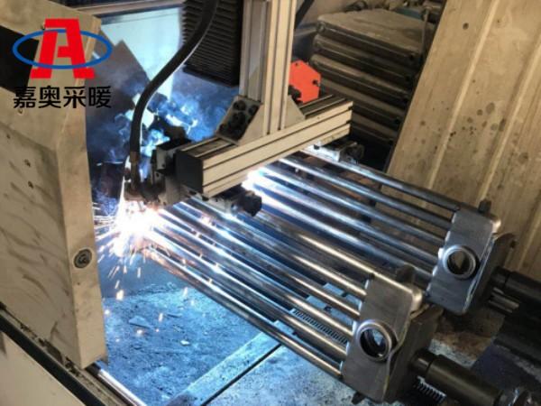 圆管六柱散热器QFGZ606散热器宁安