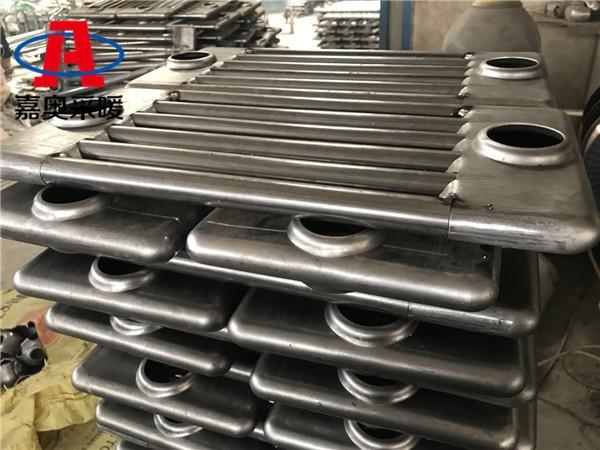 什邡钢制柱型散热器qfgz609钢管柱型散热器六柱